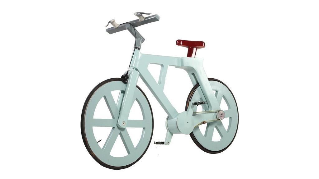 Велосипед з картону ідея бізнесу