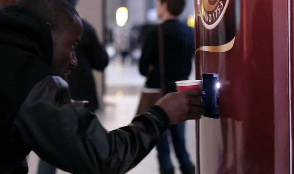 Кофе-автоматы идея малого бизнеса