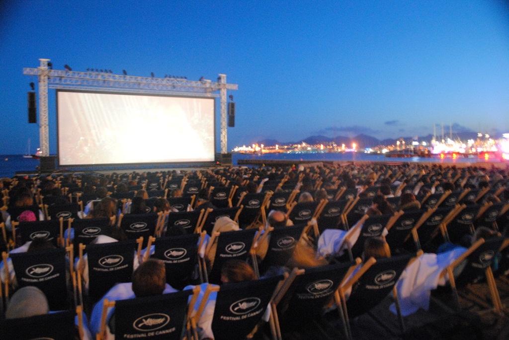 Аренда территории для открытия кинотеатра