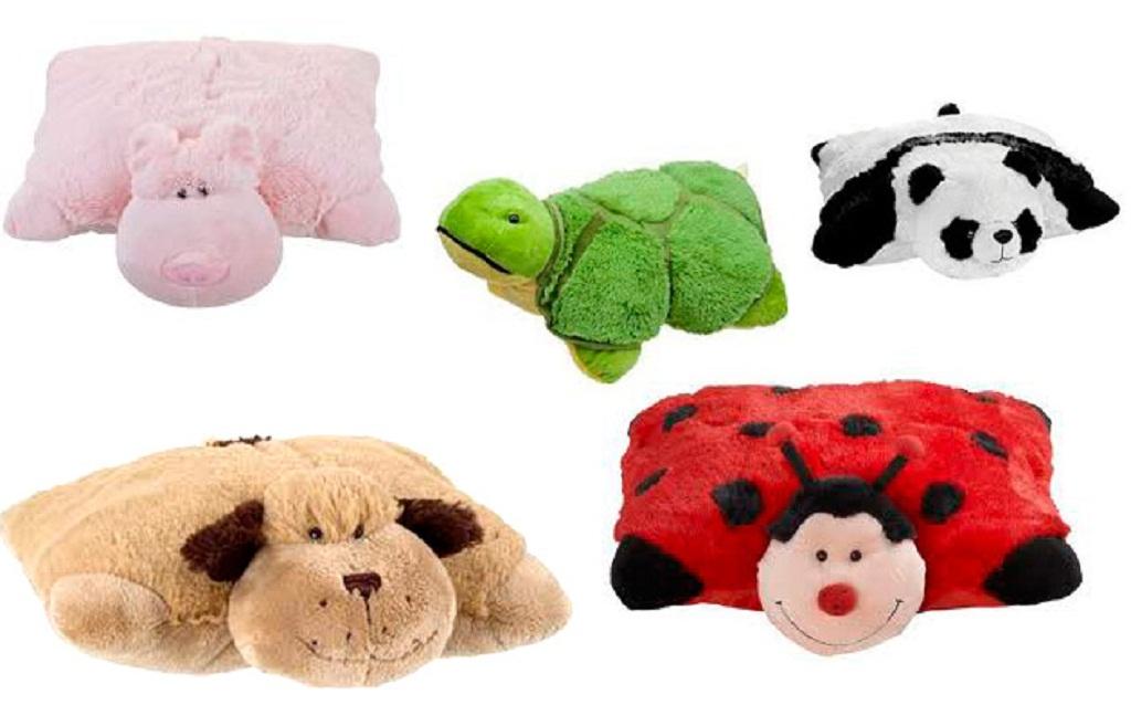 Іграшки-подушки від Дженніфер Телфер