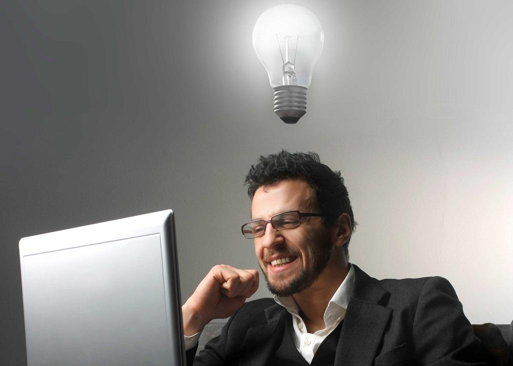 бизнес-идея Интернет - проектов