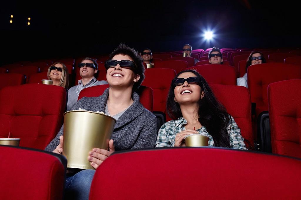 Кінотеатри 3D