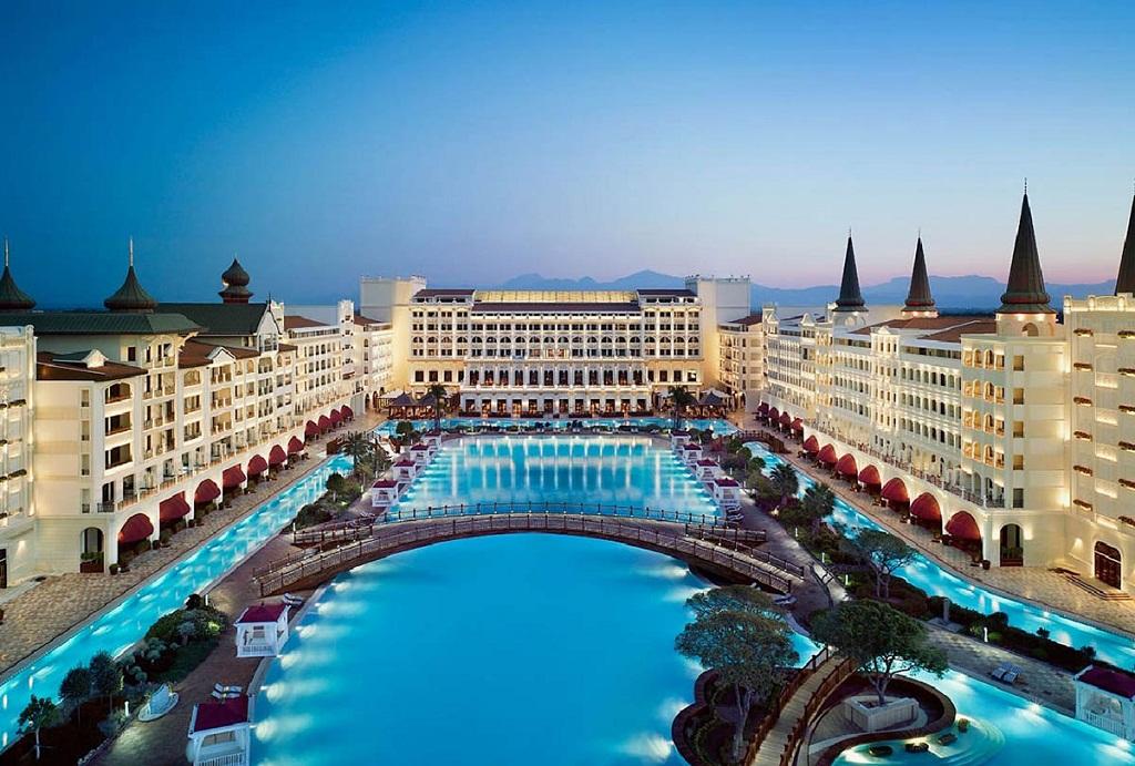 Класифікація готелів