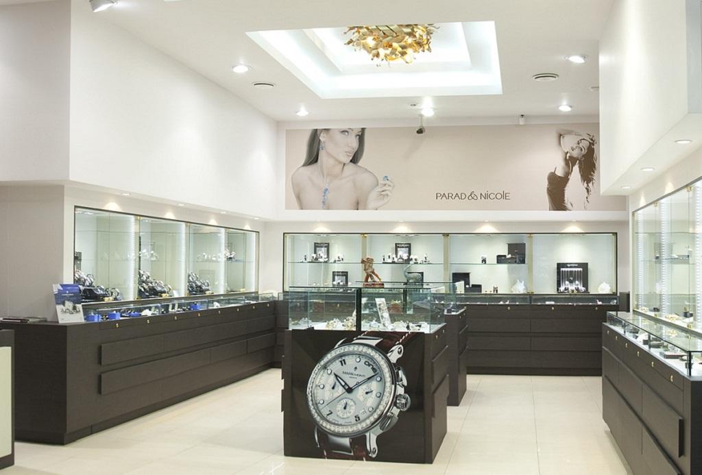 Відкриття магазину годин