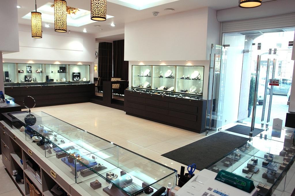 Бизнес на открытии магазина часов