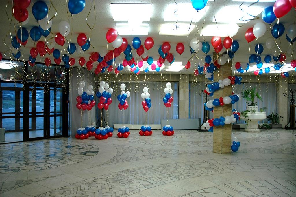Плюсы бизнеса украшения воздушными шариками