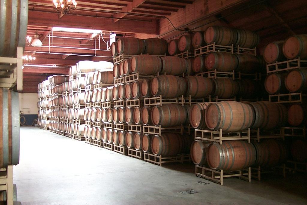 Реализация произведенного вина