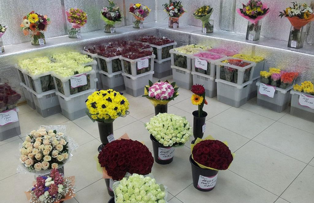 вирощування і продаж живих квітів як бізнес