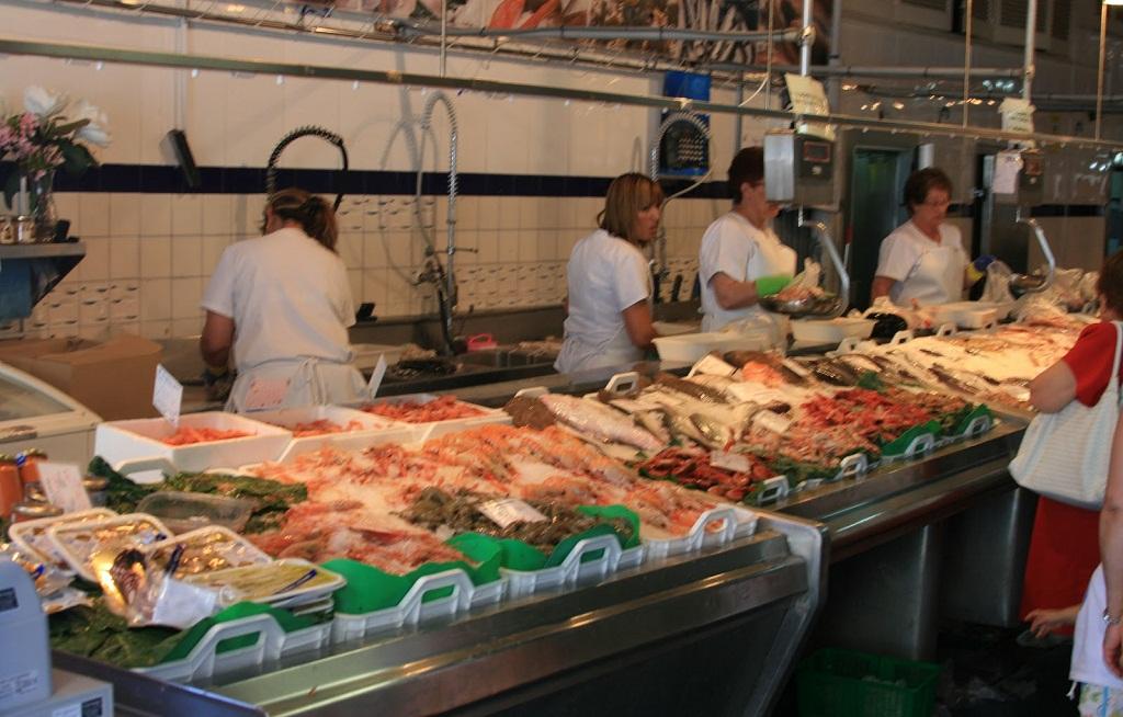 рибний магазин постачальники морепродуктів