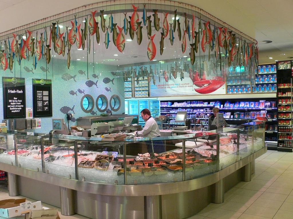 Как правильно выбрать место для рыбного магазина