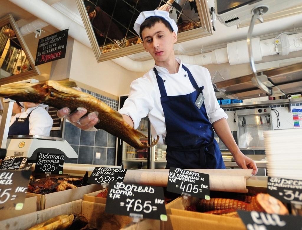 Бизнес-идея открытия магазина рыбы и морепродуктов