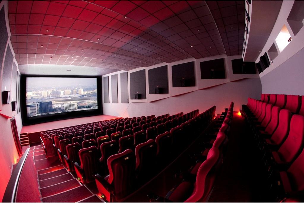 Открытие 3D кинотеатра