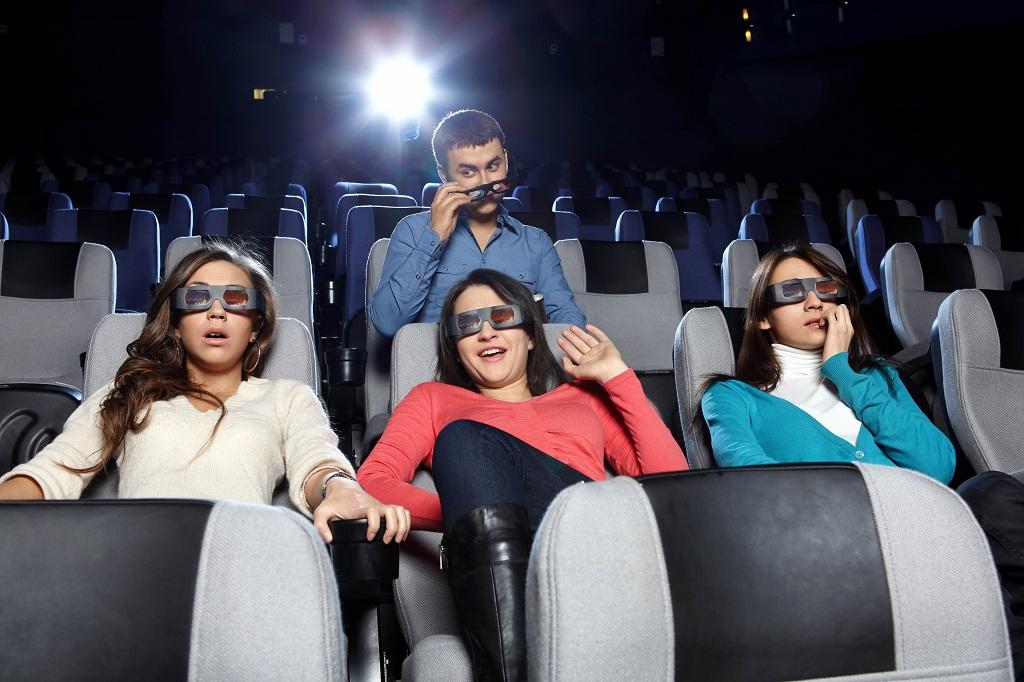 відкриваємо кінотеатр