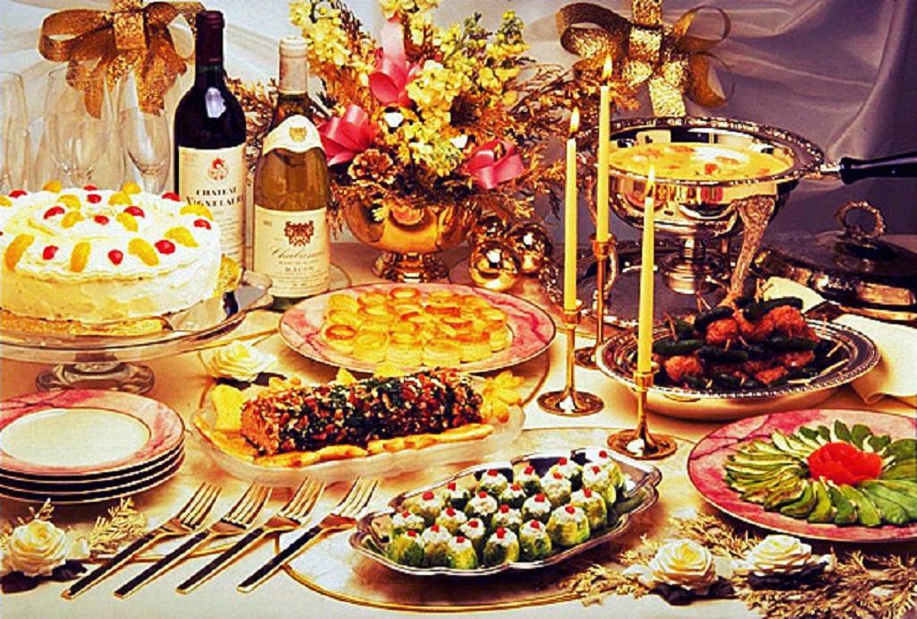 Бизнес-идея готовим новогодние блюда