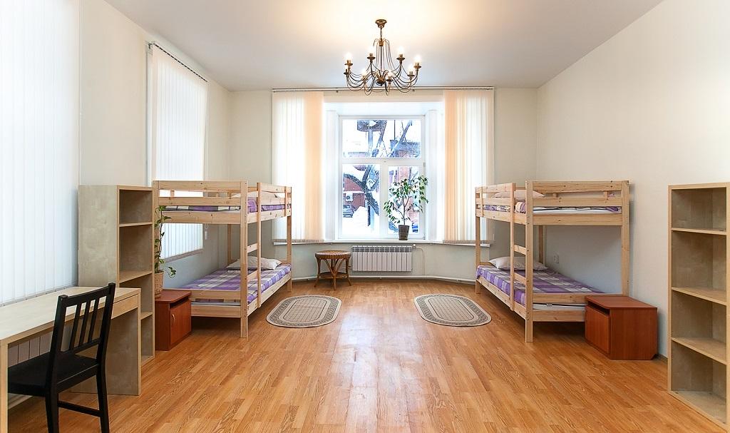 Размещение небольшого хостела в многоэтажном доме