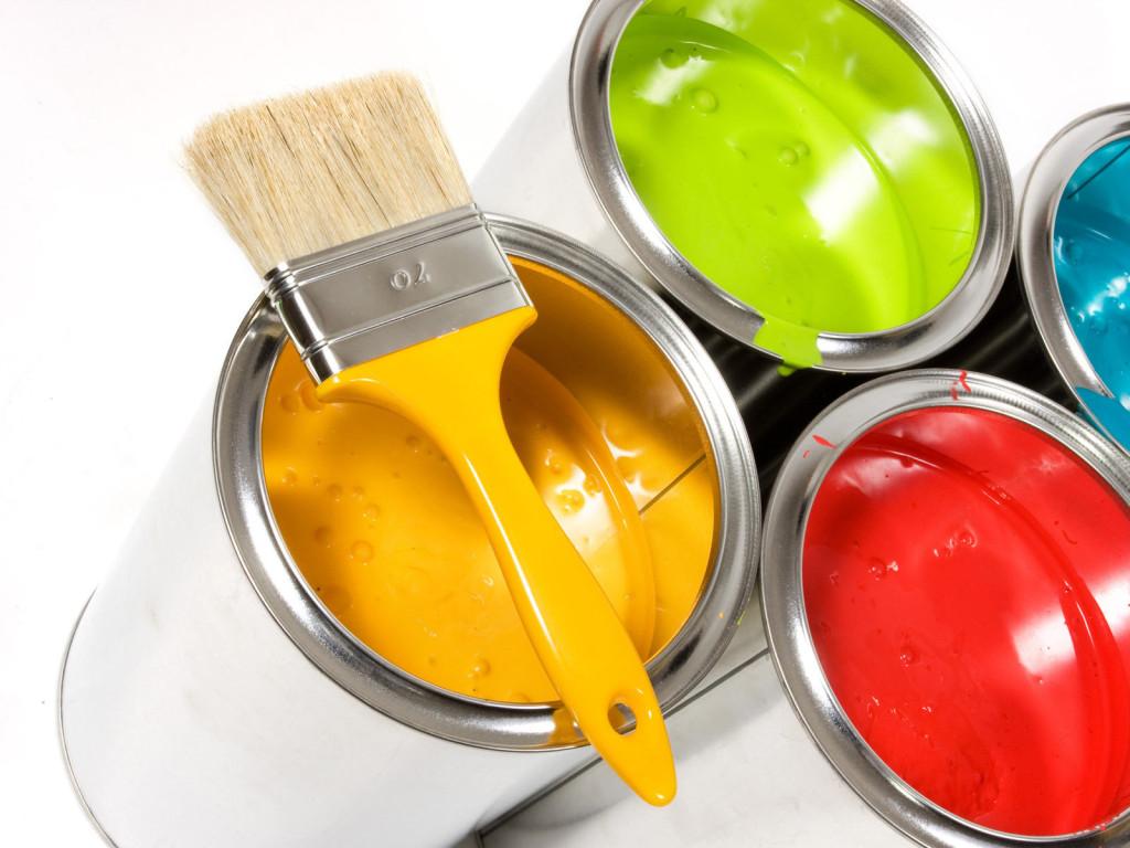 Виробництво фарб в гаражі