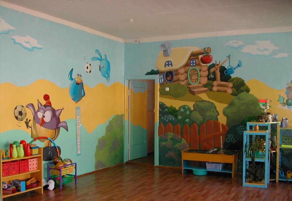 Прикраса дитячих садків
