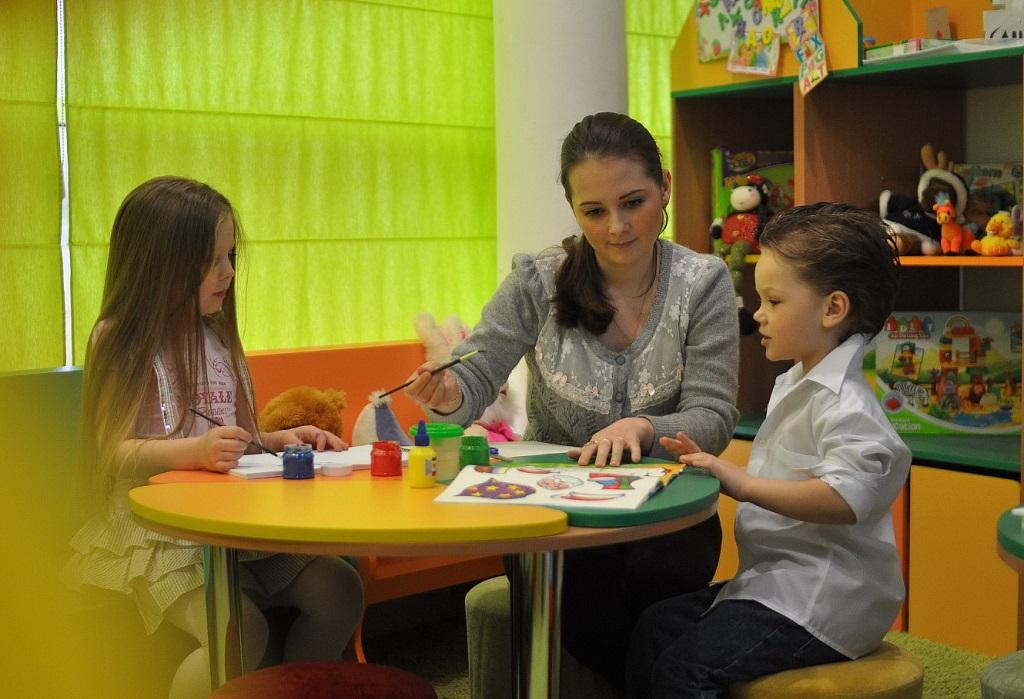 Бизнес-идея услуг няни, устройство небольшого детского сада на дому