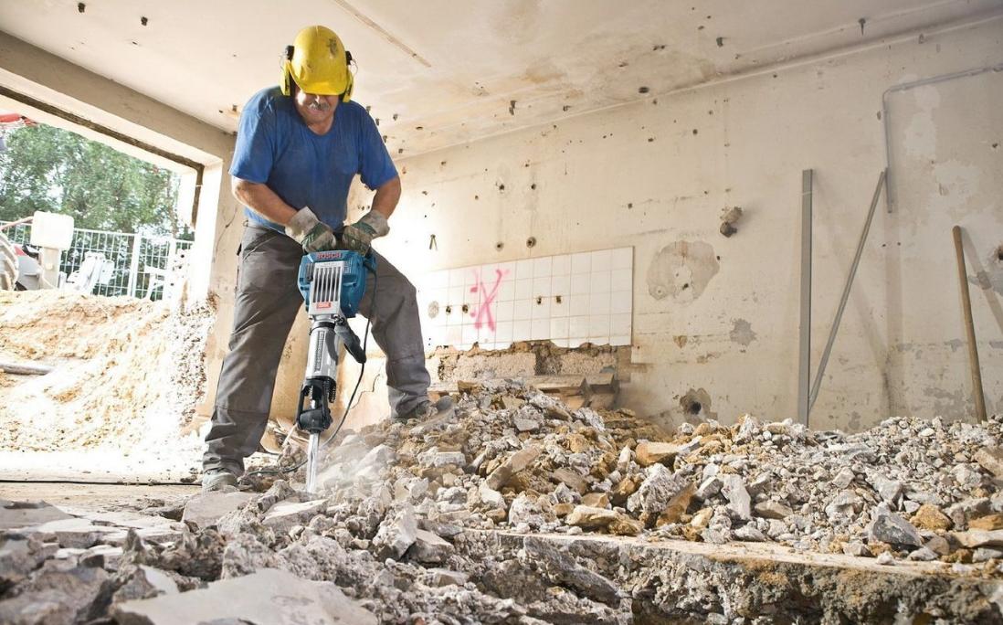 бизнес-идея проведения демонтажных работ