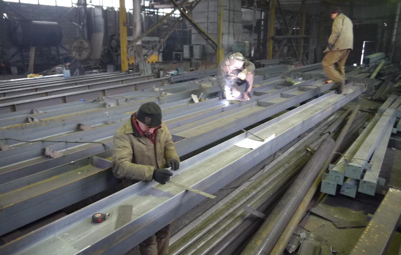 бизнес-идея производства металлоконструкций