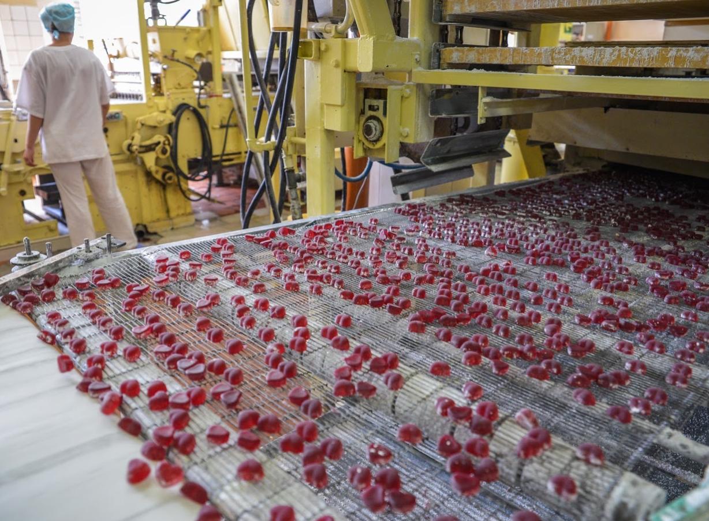 как организовать бизнес по производству карамели