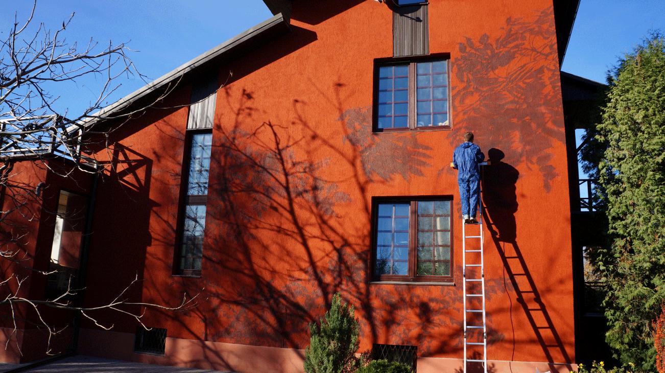 Необходимые материалы для росписи фасадов