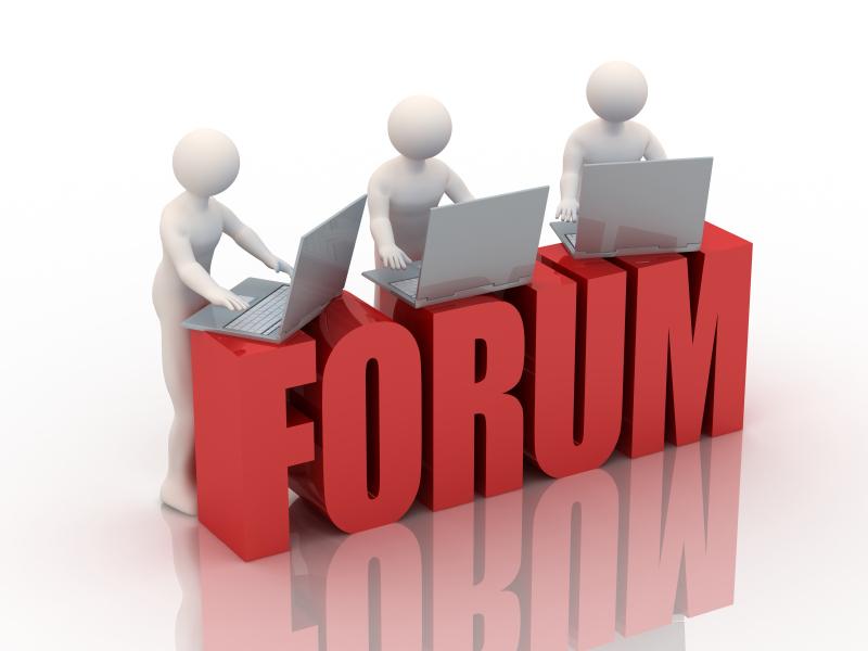 Бизнес-идея создания интернет-форума