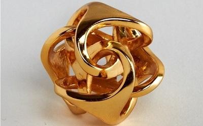 Печать эксклюзивных ювелирных украшений на 3D принтере
