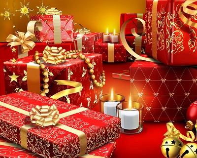 Упаковка подарунків на новорічні свята
