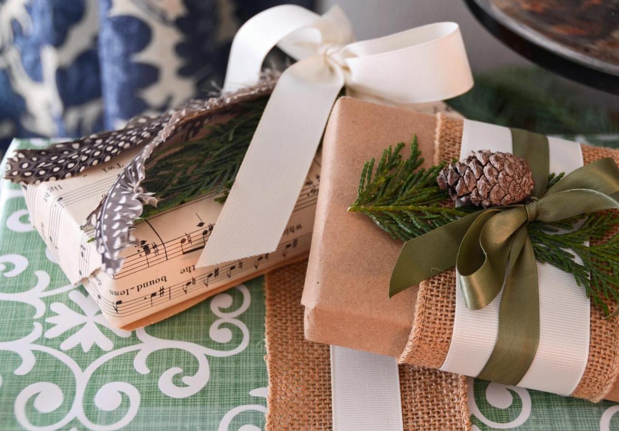 бизнес-идея упаковки новогодних подарков