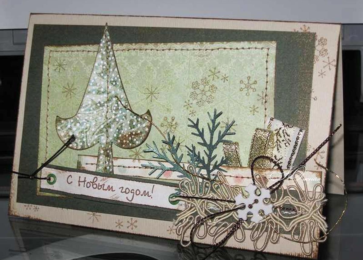 новогодние и рождественские открытки бизнес-идея