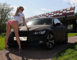 Рідка гума для автомобіля