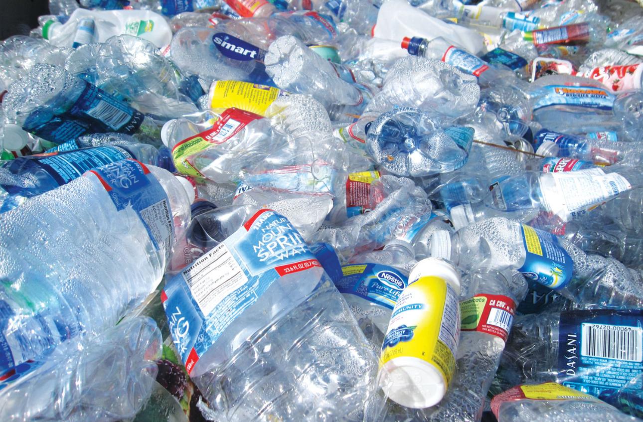 Бизнес-идея на переработке бутылок из пластика