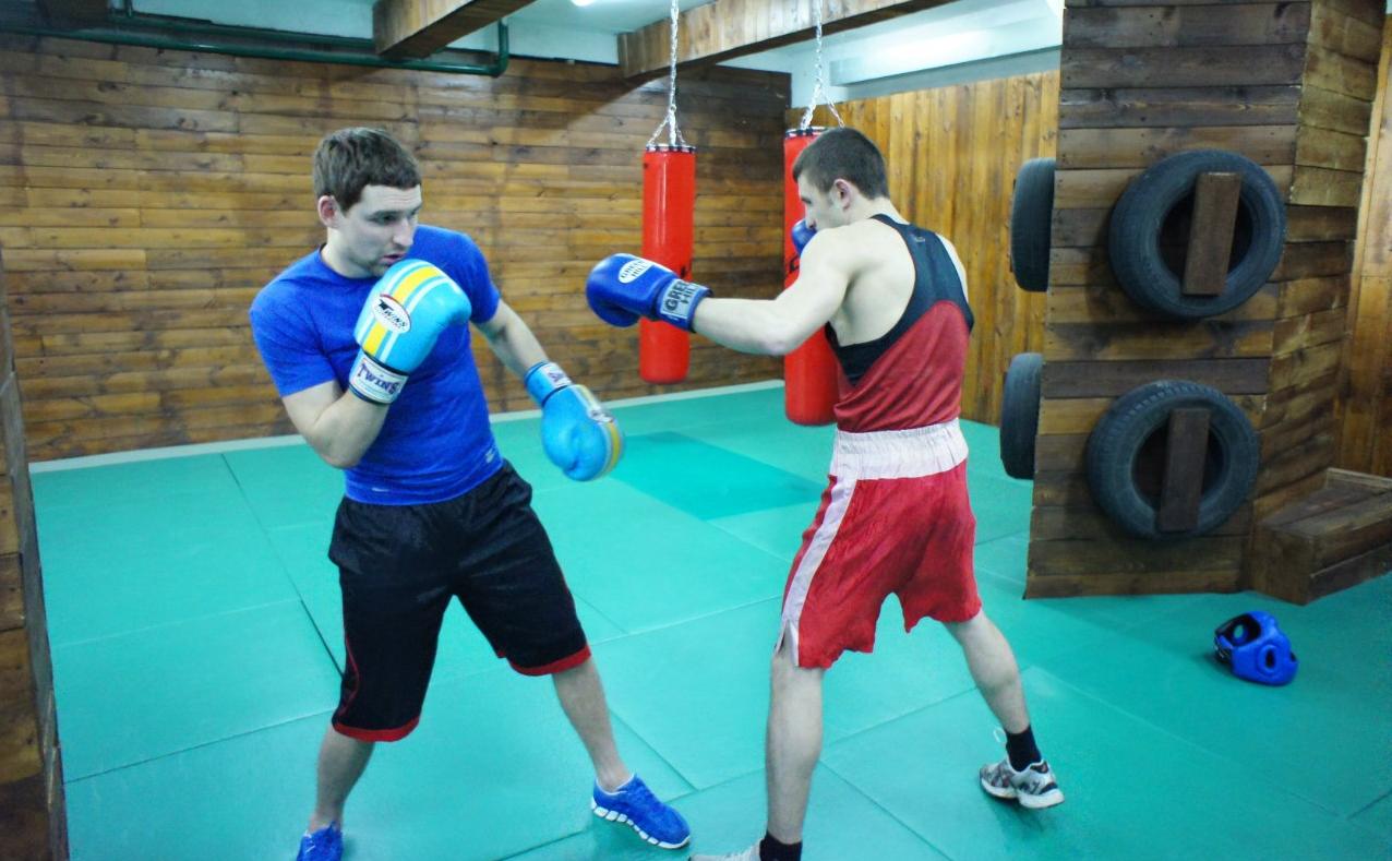 бизнес-идея тренировок по боксу