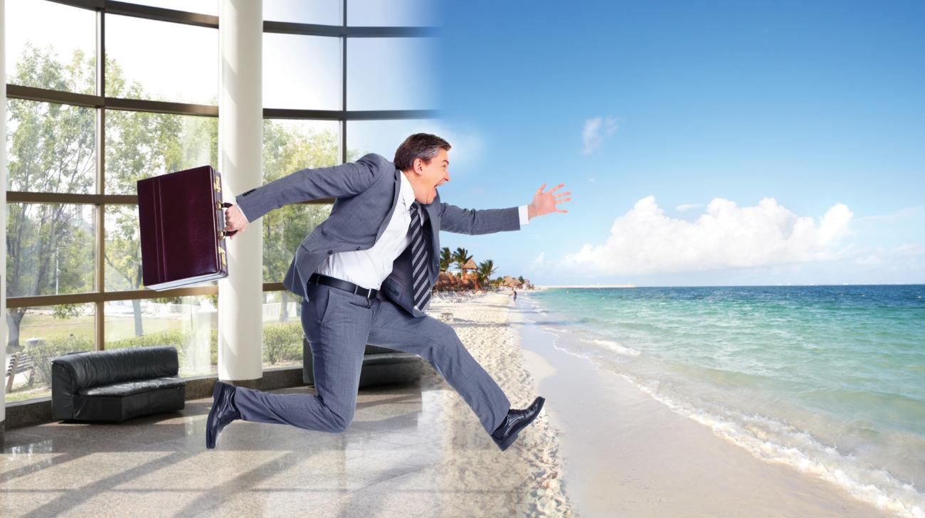Бизнес-идея заработка на пляжной рекламе