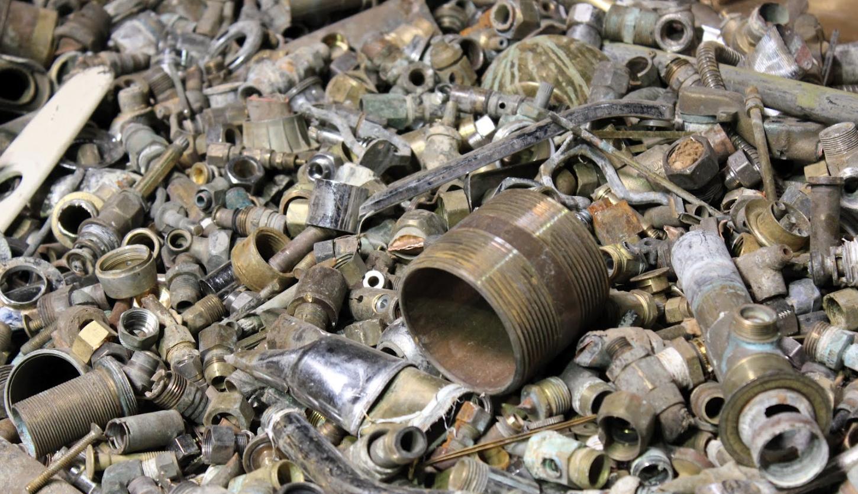 организуем пункт приема металлолома