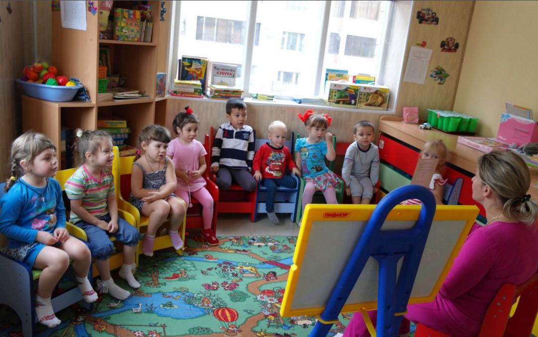 бізнес-ідея дитячого садка на дому