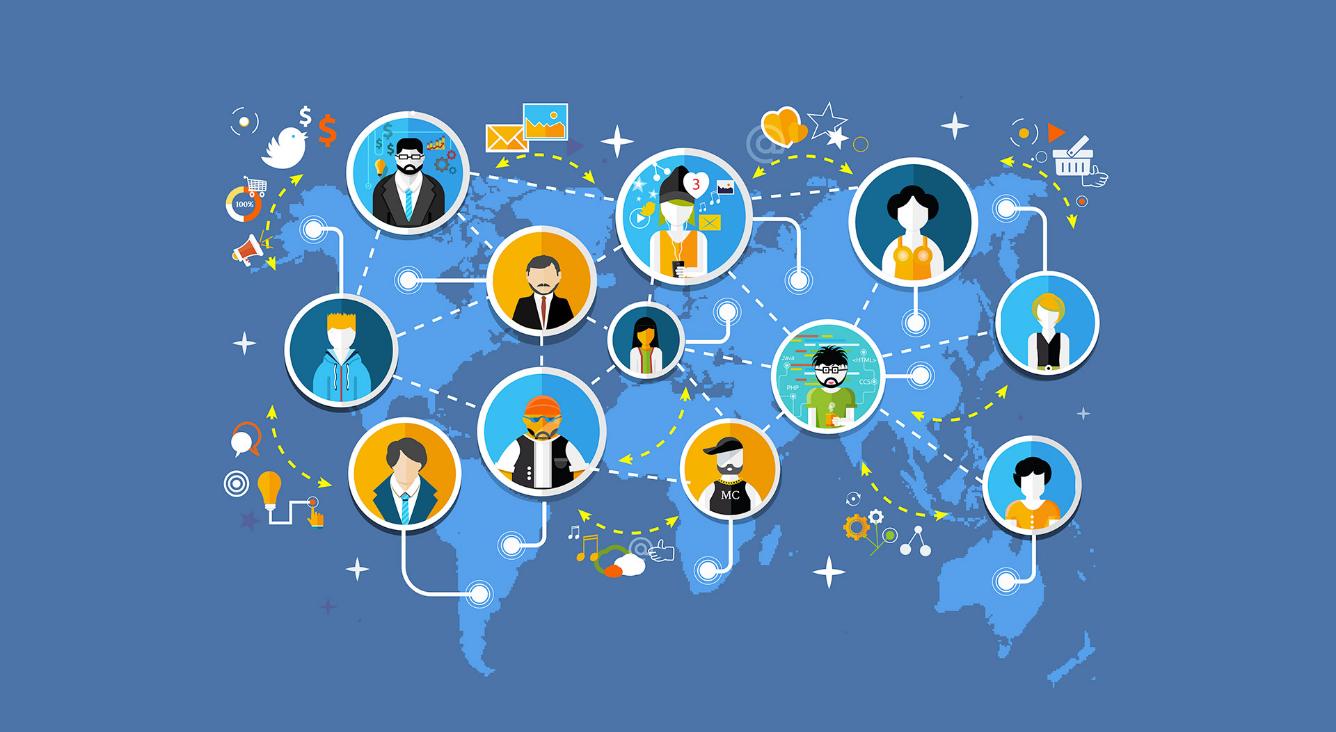 бизнес-идея заработка на социальной сети
