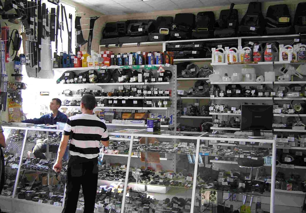 бизнес идея открытия магазина автозапчастей