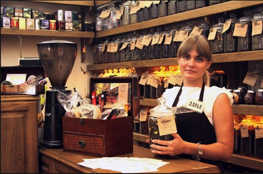 бізнес-ідея відкриття магазину кави