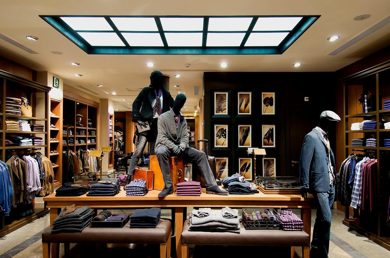 Бизнес-идея открытия магазина мужской одежды