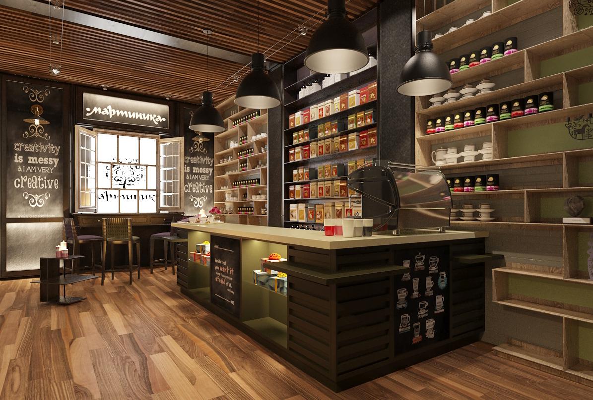 бизнес-идея открытия магазина по продаже кофе