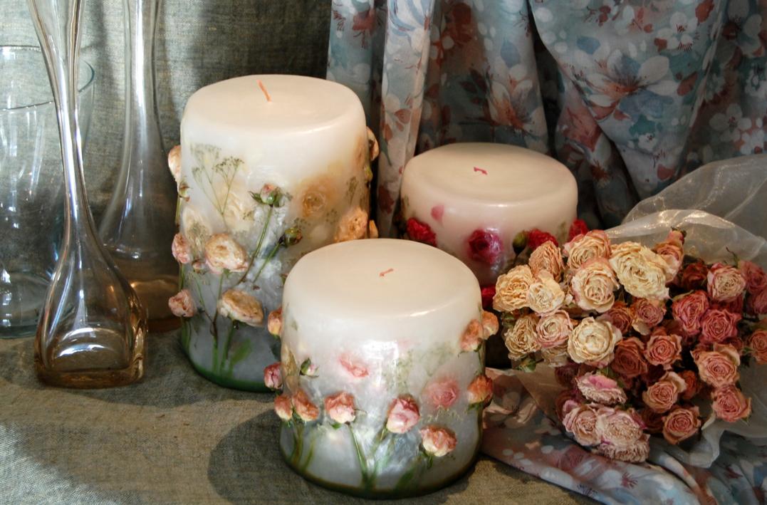бизнес идея производства декоративных свечей на дому