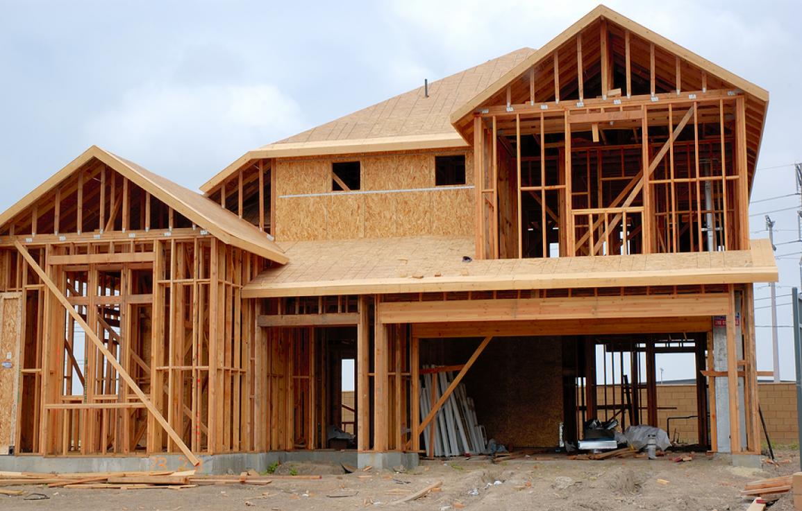 бизнес-идея строительства каркасных домов