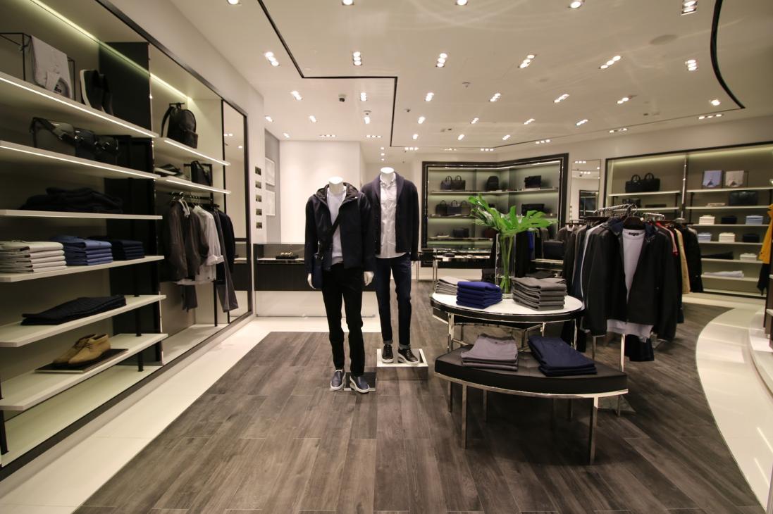 бизнес на открытии магазина мужской одежды