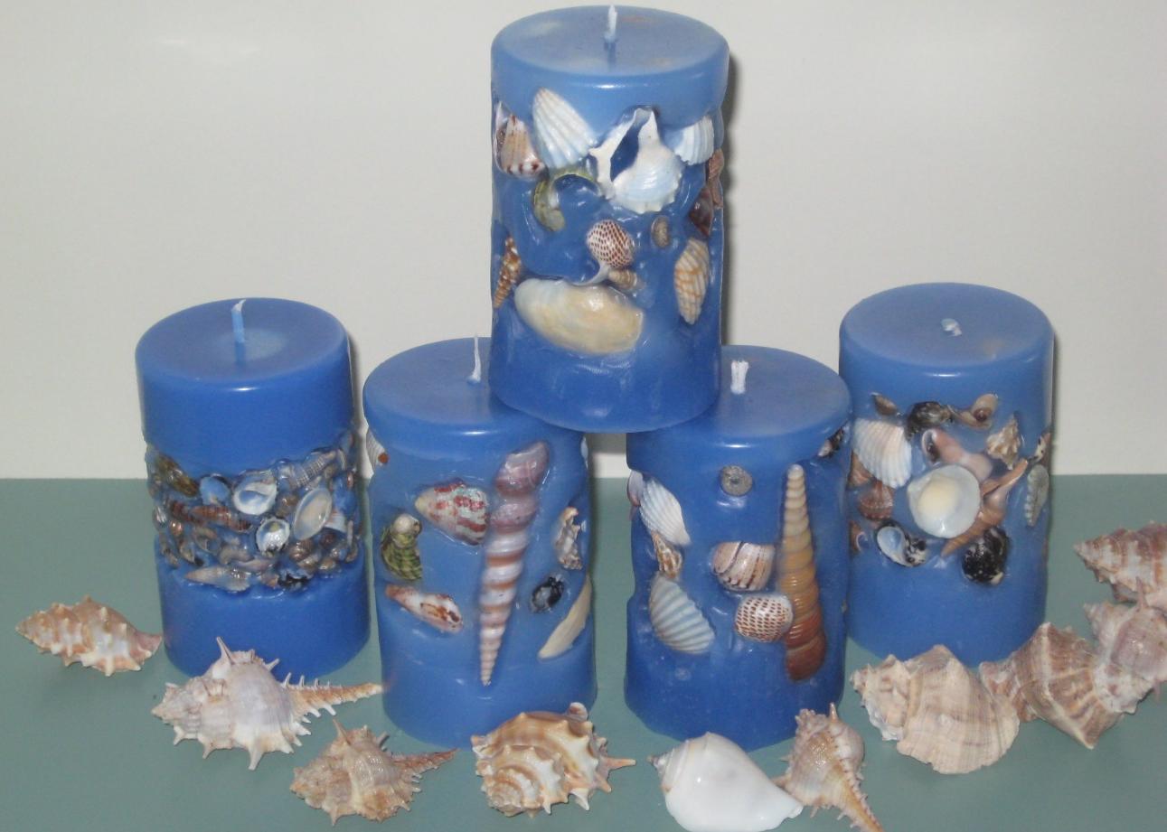 бизнес по производству декоративных свечей на дому
