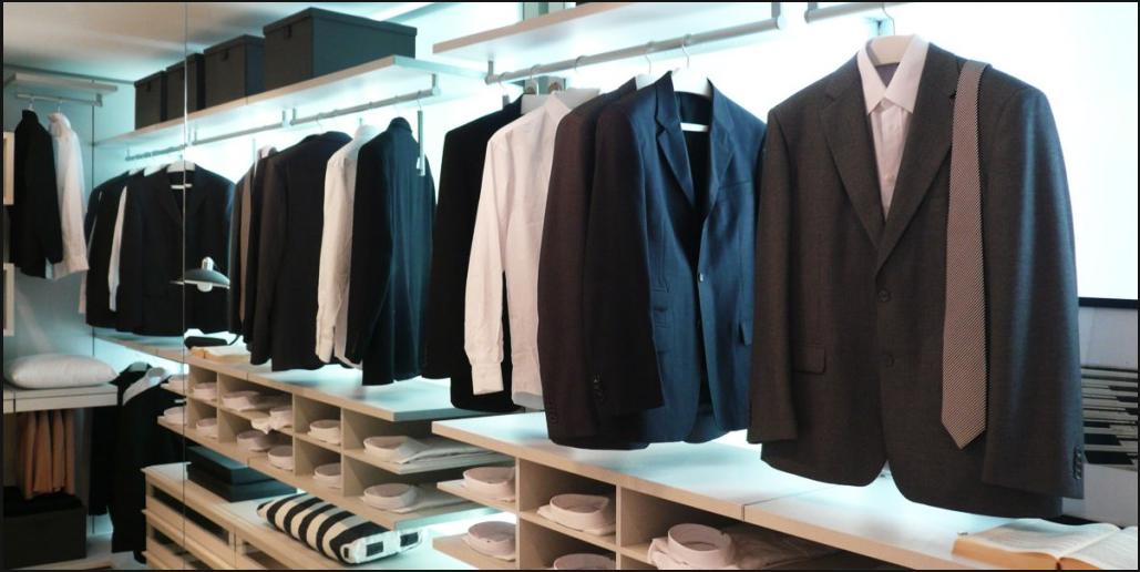 ідея магазину брендового одягу