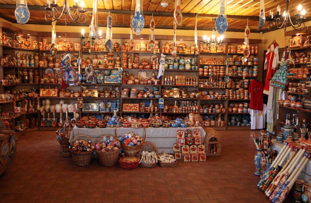 Бизнес-идея открытия магазина сувенирных изделий