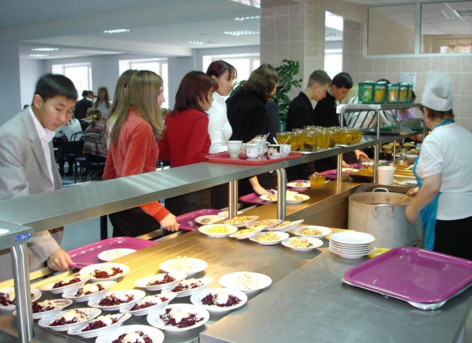 їдальня як вид бізнесу в закладах громадського харчування