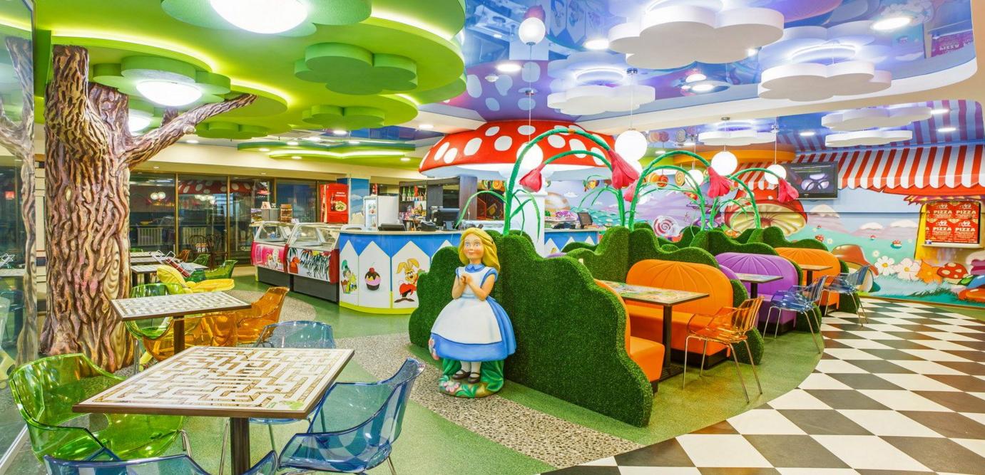 бізнес-ідея відкриття дитячого кафе